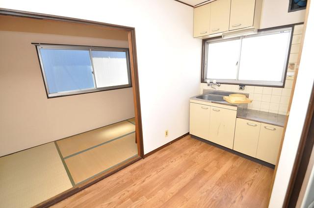 坂下マンション シンプルな単身さん向きのマンションです。