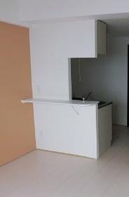 対面式のキッチンです