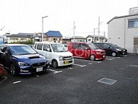 ヴェルドミール1駐車場