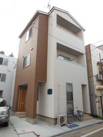 大岡山ハウスの外観画像
