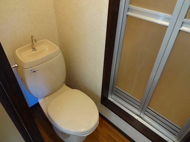 和田町駅 徒歩8分トイレ