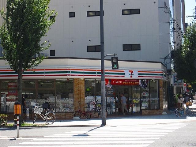 セブンイレブン大阪金蘭会前店