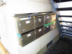 コーポクレイン(落合1)共用設備