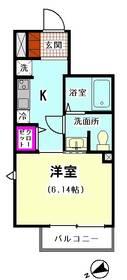 アプローズ南大井 (デザイナーズ) 302号室