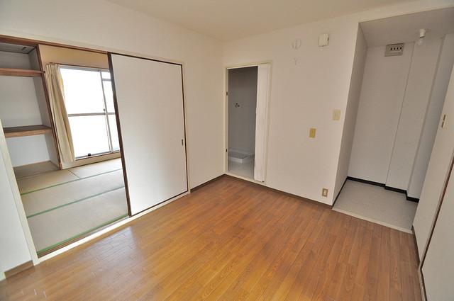 ファミーユ和喜 明るいお部屋はゆったりとしていて、心地よい空間です