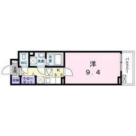 ロイヤル サトックス1階Fの間取り画像