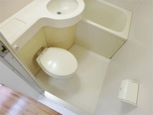 エマーレ永山トイレ