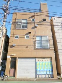 福島ハイツ★2012年3月外装リニューアル済み★