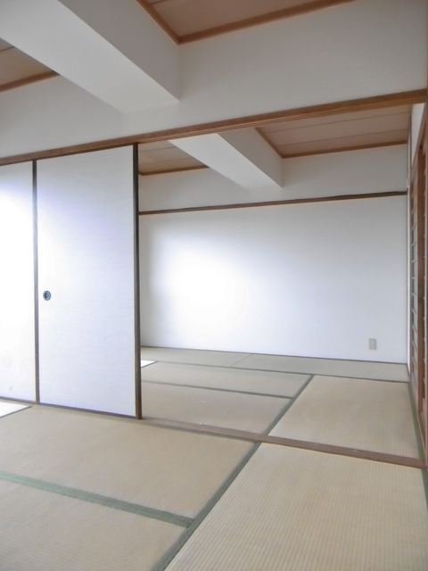 広々とした和室です