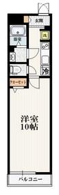リブリ・レオサード22階Fの間取り画像