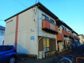 海老名駅 徒歩15分の外観画像
