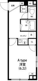 リブリ・美寿ゞ3階Fの間取り画像