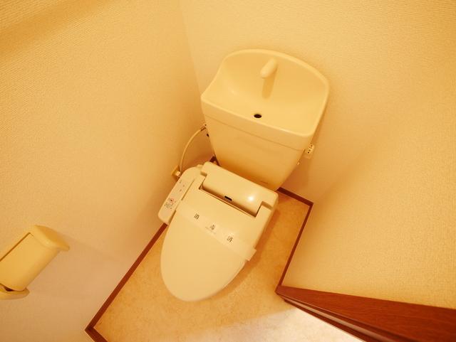 セルヴィールAトイレ