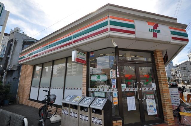 小路東2-3-9 貸家 セブンイレブン大阪小路2丁目店