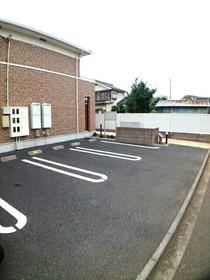 プレジール駐車場