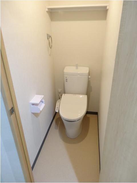 広尾駅 徒歩10分トイレ
