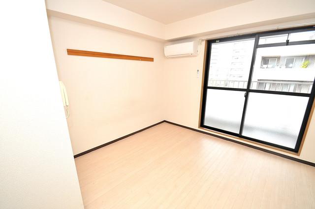 ウィダーホール23 解放感たっぷりで陽当たりもとても良いそんな贅沢なお部屋です。