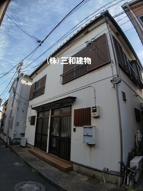 下赤塚駅 徒歩10分外観