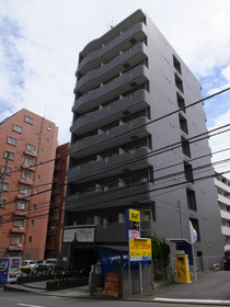 スカイコート横浜駅西口の外観画像