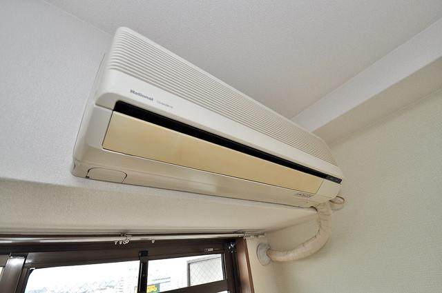 イマザキマンションエヌワン エアコンが最初からついているなんて、本当に助かりますね。