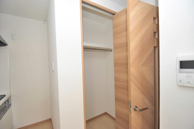 デネブ もちろん収納スペースも確保。いたれりつくせりのお部屋です。