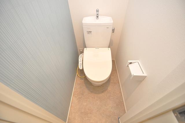 RESTAURO キレイに清掃されたトイレは清潔感があり気分もよくなります。