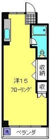 ドエル正和3階Fの間取り画像
