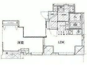 御茶ノ水駅 徒歩9分3階Fの間取り画像