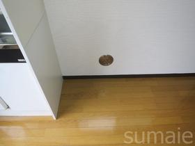 冷蔵庫置き場になります☆