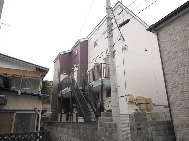 BEST STAGE OHARA(ベストステージ大原)外観
