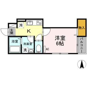 Casa Cuore 203号室