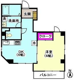 ユーコート 302号室