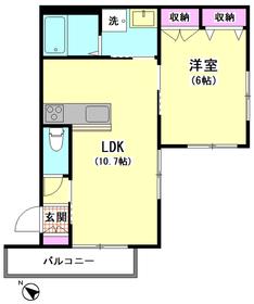 グランデュール�V 301号室