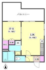 モンテーニュ 402号室