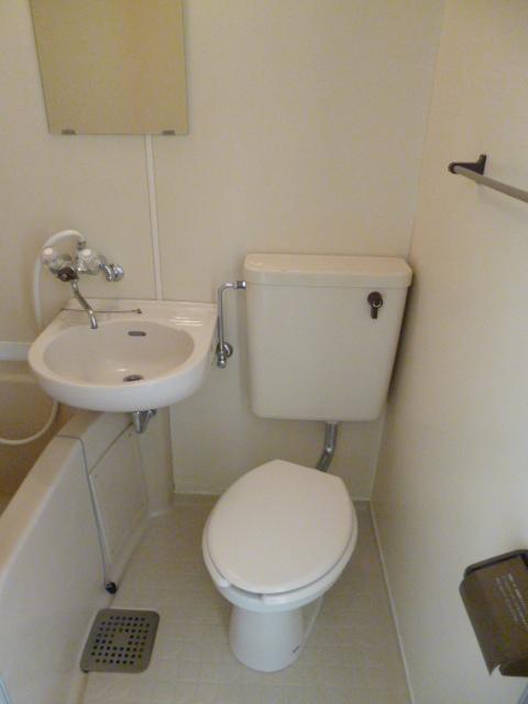 スカイコート落合トイレ