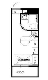 日ノ出町駅 徒歩12分2階Fの間取り画像