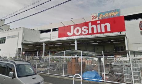 レオパレススズラン ジョーシン平野加美店