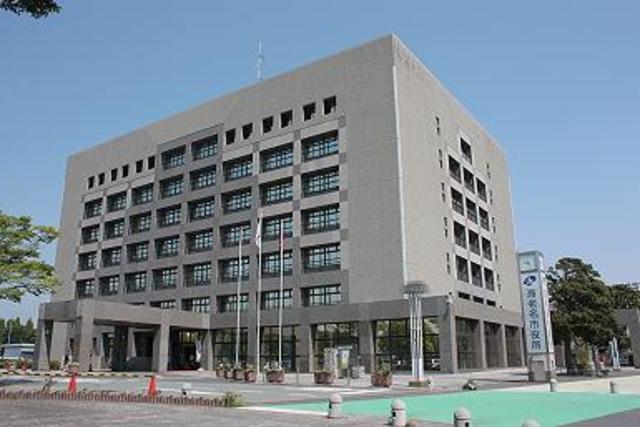 島貸家[周辺施設]役所