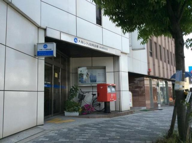 ラパンジール新今里 大阪シティ信用金庫生野中支店
