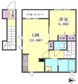 仮)大森東1丁目シャーメゾン 205号室