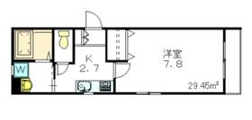 エストシブヤ3階Fの間取り画像