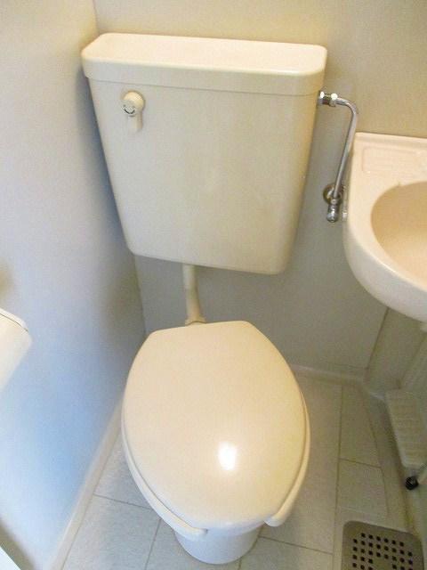 ボヌール三番館トイレ