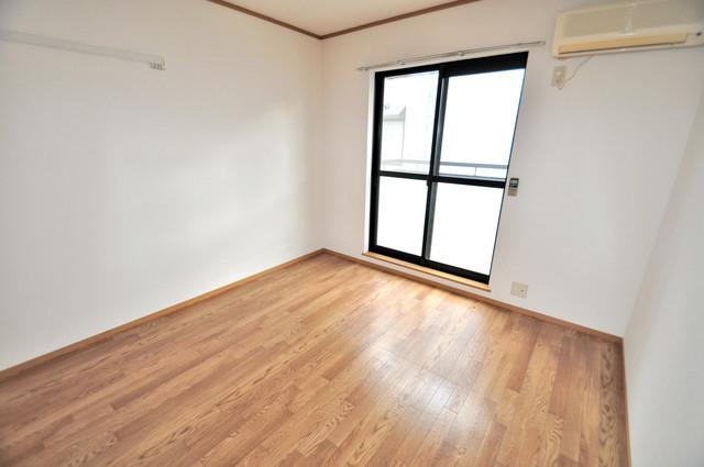 メゾン・ド・ソレイユ 朝には心地よい光が差し込む、このお部屋でお休みください。