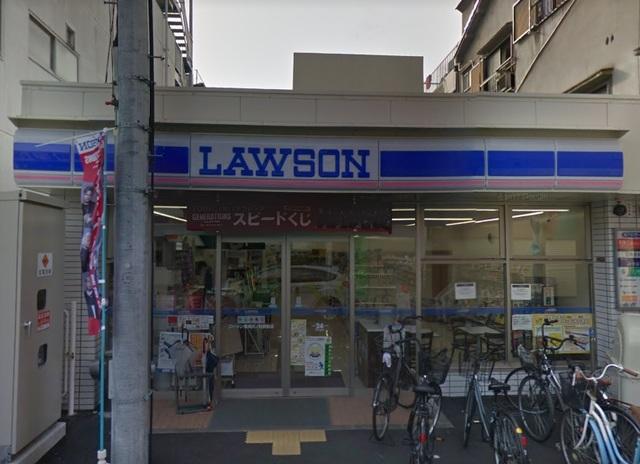 ローソン南海沢ノ町駅前店