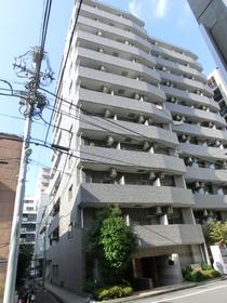 スカイコート日本橋浜町第2の外観画像