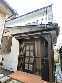 立川錦町戸建の外観画像