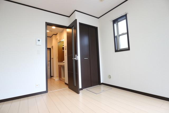 SKコーポ東村山居室