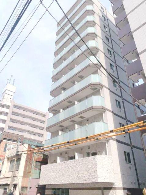 リヴシティ横濱蒔田弐番館外観