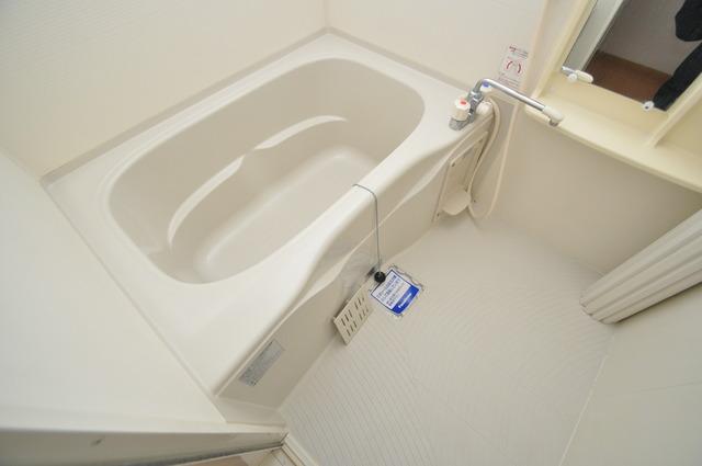 アリエッタ西堤 ゆったりと入るなら、やっぱりトイレとは別々が嬉しいですよね。