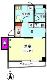 プレザント西大井 302号室